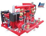 Bomba de agua centrífuga del motor diesel (XA)