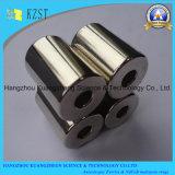 De permanente Gesinterde Anisotrope Ring van de Magneet van het Neodymium
