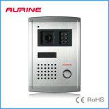 Het verre IP VideoSysteem van de Intercom van de Klok van de Deur (AH8-M10VC)