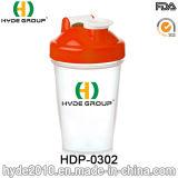 400ml BPA livre Blender Shaker, Proteína Shaker Bottle (HDP-0302)