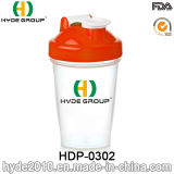 400ml BPA livre Blender Shaker, Proteína Shaker Bottle (HDP-0302)