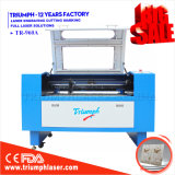 découpage de laser de CO2 de 80W 100W 130W 150W et machine de gravure avec du ce