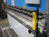 Máquina del freno de la prensa Wc67k-80t/4000/dobladora hidráulica