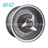 13X7インチの鋼線の車輪