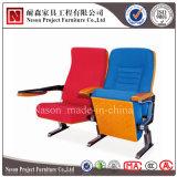Стул кино раковины металла с Seating держателей чашки самомоднейшим общественным (NS-WH288)