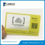 Пластичное печатание карточки с Кодим Qr (DP-CA005)