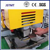 Работник утюга оборудует плашки пунша (Q35Y -16.20.25.30)