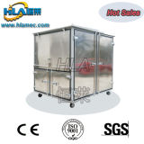Machine de filtration de pétrole de transformateur de vide poussé