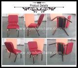 도매 빨간 쌓을수 있는 덧대진 교회 의자