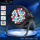 Indicatore luminoso di PARITÀ di illuminazione 84PCS 3W RGBW LED della fase del LED
