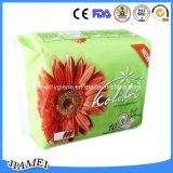Zachte Droge en In te ademen Niet-geweven Sanitaire Handdoeken Topsheet