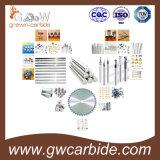 Outils de carbure de tungstène avec la qualité
