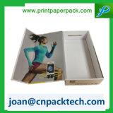 Freie Kappen-Bildschirmanzeige-PappeGourment Papierkasten