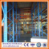Iso Approved Double Deep Steel Storage Racking con Good Preformance