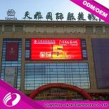 Im Freien farbenreiche Leistung des Stadiums-P5 Miet-LED-Bildschirmanzeige