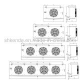 Ddシリーズフリーズ部屋のための蒸気化の空気クーラー