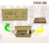 [Ganxin] 질 테스트 목제 프레임 클럭 경보 LED 디지털 시계