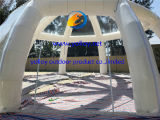 Tente gonflable de sablage au sable