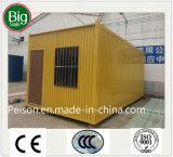 건축 장소를 위한 임시 이동할 수 있는 Prefabricated 또는 조립식 집