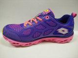 4つのカラーは女性の軽量の運動靴をカスタマイズした