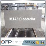 Mattonelle di marmo spesse della Cinderella 10mm di colore di Grer per la pavimentazione, comitato di parete