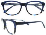 Bâti de 2016 de femmes lunettes de mode avec la double couleur