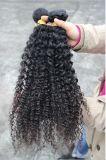 extensão brasileira do cabelo humano do cabelo do Virgin da venda por atacado da classe 7A