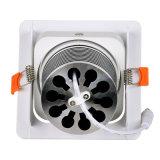 PFEILER 10W beleuchten unten Lampe der LED-Deckenleuchte-AC85-2650V