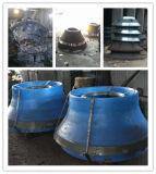Peças de sobressalentes do triturador do cone