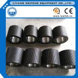 Rodillos del molino de la pelotilla/shell de la asamblea del rodillo/del rodillo/alimentación, rodillo de madera de la pelotilla