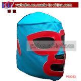 広告ギフトプラスチックコスチューム用品マスク(PS1008D)