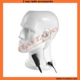 Luftröhren-Kopfhörer der Hörmuschel-2wire freier für bidirektionalen Radio
