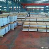 Aleación 6061 6063 hoja de aluminio de T5 T6 para la construcción (HL-044)
