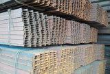 Viga del acero I, viga laminada en caliente Ipe del acero I del fabricante de Tangshan
