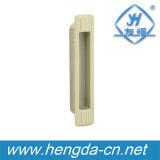 Punho plástico dos punhos de porta do gabinete do ABS Yh9469