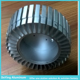 Disipador de calor de aluminio/de aluminio de la protuberancia del perfil