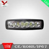 18W off-Road 차량 (HCW-L1837)를 위한 다중 목적 LED 일 빛