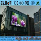 P4.81 SMD que funde la pantalla de visualización a troquel a todo color al aire libre de LED