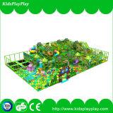 Neuer Entwurfs-Dschungel-grosser weicher Innenspielplatz mit Trampoline-Park