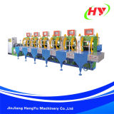 Única máquina de pressão de borracha Full-Automatic