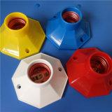 E27 ABS、BakeliteおよびNylon Material Highquality Lampholder (L-108)