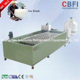1ton zur industriellen Speiseeiszubereitung-Maschine des Block-100tons