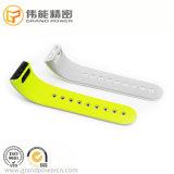 Vigilanza elettronica del USB di Selicone del prodotto del braccialetto del braccialetto del silicone dell'OEM del Wristband astuto del silicone