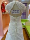 Poco abito di sfera veste i vestiti sottili Uw4050 di cerimonia di cerimonia nuziale della ragazza