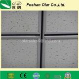 Panneau de silicate de calcium--Panneau acoustique intérieur de feuille de plafond