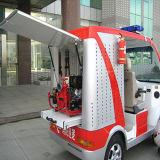 2개의 시트 Rsh X602를 위한 지능적인 크기 전기 소방차 트럭