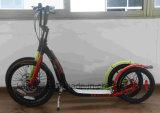 流行の子供の前部ディスクブレーキ蹴りのスクーターまたは子供のスクーターのフィートのバイクまたは蹴りの自転車か小型蹴りのスクーター