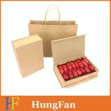 لون وحيدة يطبع [كرفت ببر] مجموعة صندوق مع الحقائب