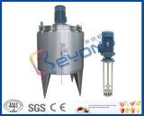 réservoir de mélange de tonte de mélange à grande vitesse d'émulsification de réservoir de réservoir de réservoir