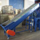 Полиэтиленовая пленка и мешки рециркулируя моющее машинау